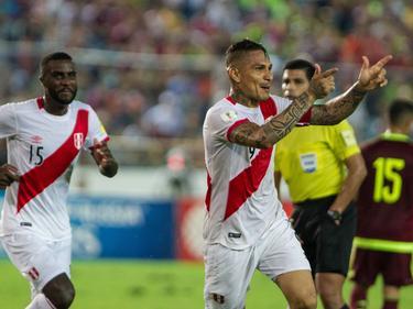 Guerrero hizo uno de los dos tantos de la victoria. (Foto: Imago)