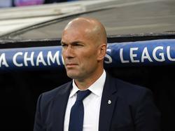 Zidane dejó clara su postura en rueda de prensa. (Foto: Imago)