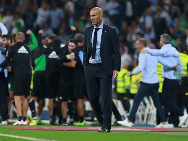 Zinédine Zidane gerät zunehmend unter Druck
