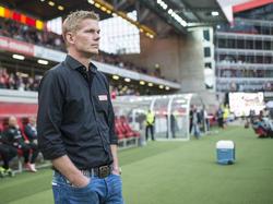 Markus Gellhaus ist nicht mehr Trainer des SC Paderborn