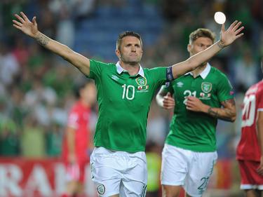 Robbie Keane will mit Irland zur EM 2016 nach Frankreich
