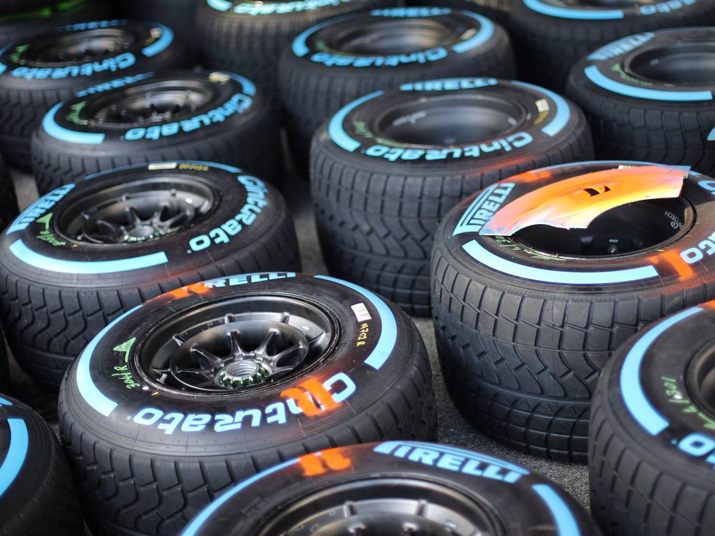Pirelli versucht, seine Daten für 2017 auszuarbeiten