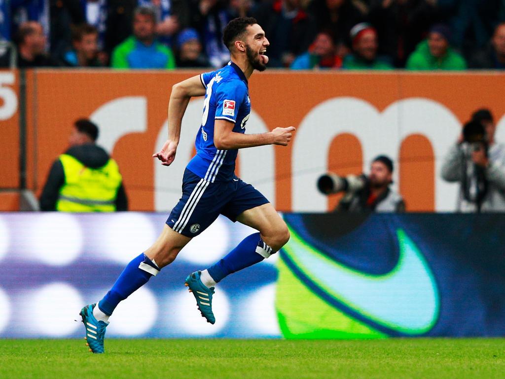 Nabil Bentaleb soll sich mit dem FC Schalke einig sein