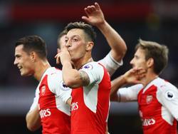 Mesut Özil könnte der Arsenal-Bestverdiener werden