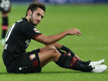 Bayers Çalhanoğlu wird von Trabzonspor verspottet