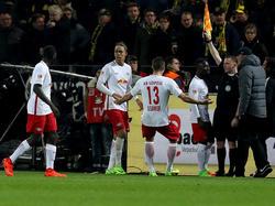 Darf RB Leipzig kommende Saison nicht an der Königsklasse teilnehmen?