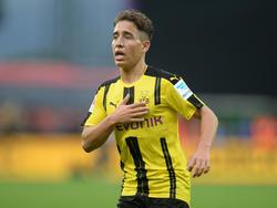 Emre Mor wird wohl weiterhin für den BVB spielen
