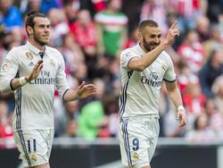Real durfte in Bilbao über drei Punkte jubeln