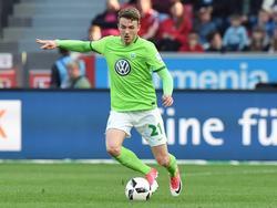 Jannes Horn bleibt dem VfL Wolfsburg treu