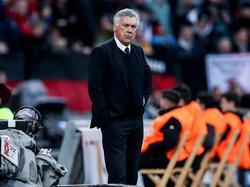 Bayern-Coach Ancelotti konnte die hohen Erwartungen bislang nicht erfüllen