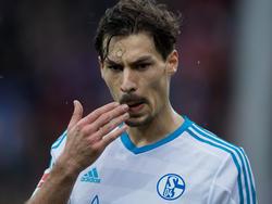 Benjamin Stambouli wurde vom DFB-Sportgericht für zwei Spiele gesperrt