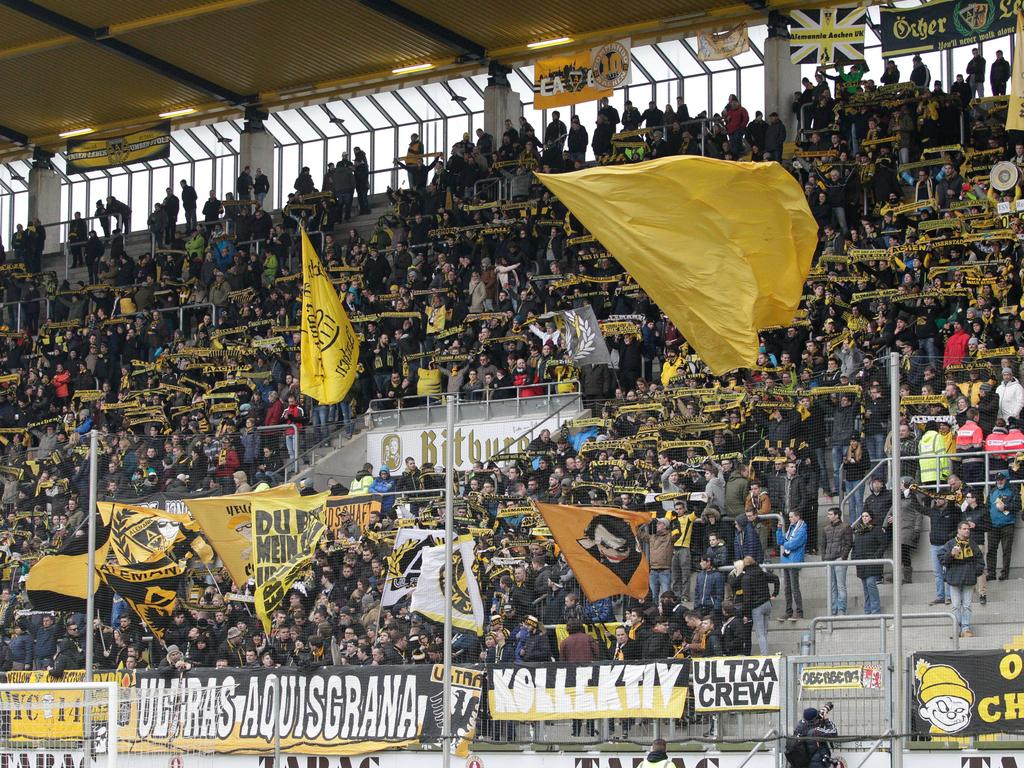 Am Aachener Tivoli wird die Regionalliga-Saison 2016/2017 eröffnet