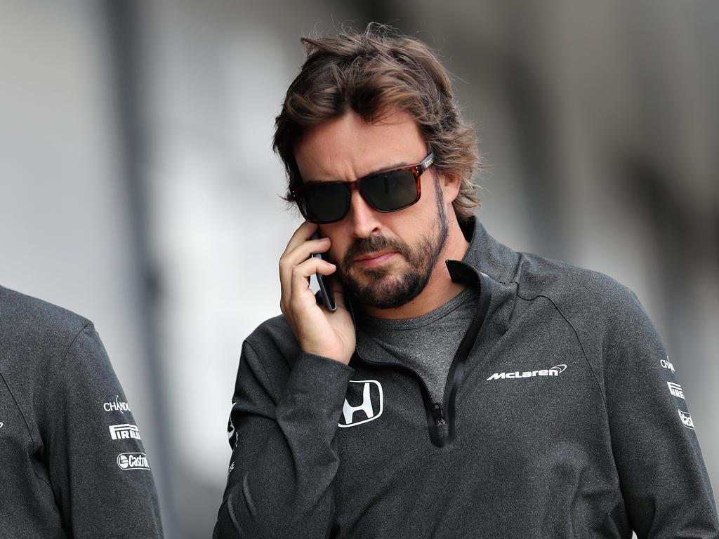 Ob Fernando Alonso sein Wunschcockpit für die Saison 2018 findet?