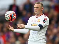 Wayne Rooney hat mit Manchester United heuer im Viertelfinale gegen West Ham einmal (auswärts) nachsitzen müssen