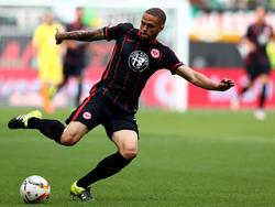 Luc Castaignos sieht seine Zukunft bei Eintracht Frankfurt