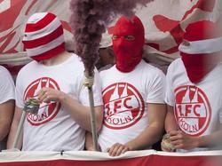 Köln-Rowdys machten beim Liga-Spiel gegen Leipzig Ärger