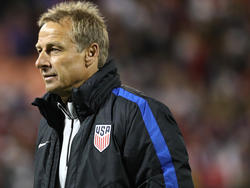 Jürgen Klinsmann war bis zum Spätherbst 2016 Nationalcoach der USA