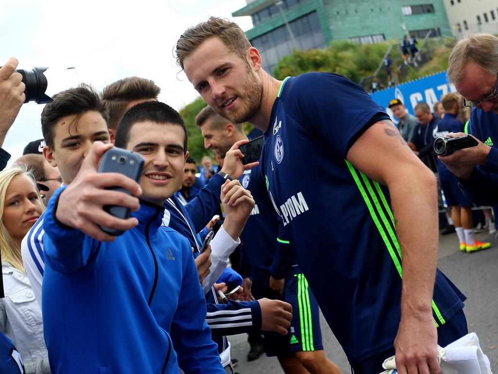 Ralf Fährmann ist Torhüter bei Schalke 04
