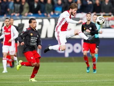 Ajax Amsterdam erlitt im Titelkampf einen Rückschlag