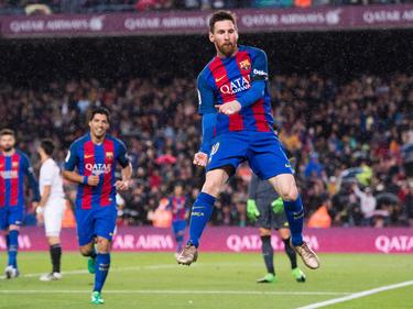 Lionel Messi erzielte zwei Treffer beim Sieg von Barcelona