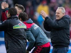 Freiburg drückt dem BVB die Daumen