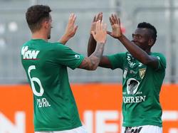 Der Kampf um den Aufstieg in die Bundesliga hat begonnen