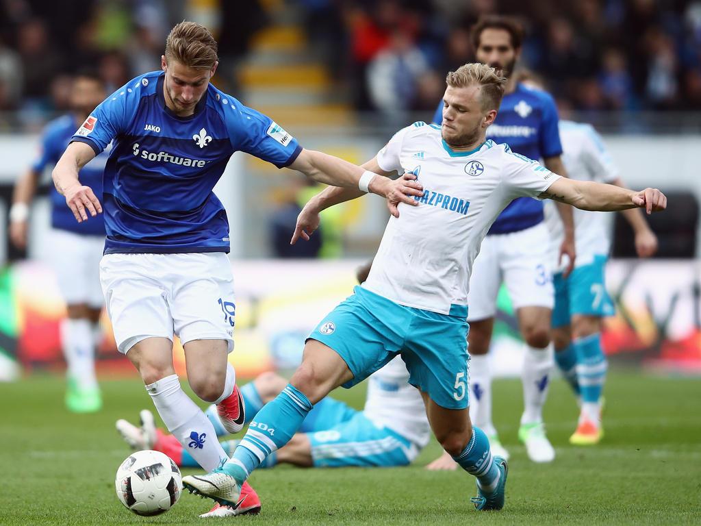 Felix Platte (FC Schalke)