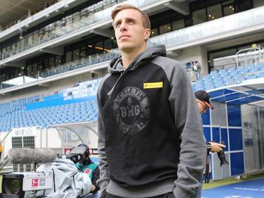 Patrick Herrmann erhofft sich mehr Spielzeit bei einem anderen Klub