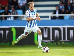 Dominik Hofbauer spielt künftig in Polen