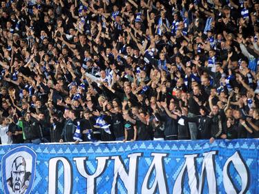 Die Fans von Dinamo Kiev hatten für unrühmliche Szenen gesorgt