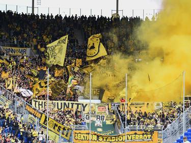 Die BVB-Fans zeigten sich auch in der abgelaufenen Saison reisefreudig