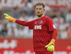 """""""Hagelkörner wie Tennisbälle"""": Timo Horn war vom Wetter in Köln geschockt"""