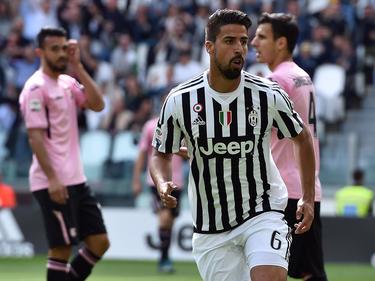 Sami Khedira fühlt sich in seiner neuen Rolle wohl