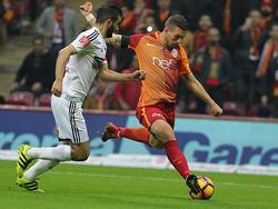 In China bestehen keine Pläne Lukas Podolski abzuwerben