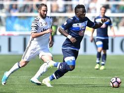 Muntari juega en el Pescara. (Foto: Getty)