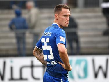Soll den Konkurrenzkampf beim HSV beleben: Bjarne Thoelke