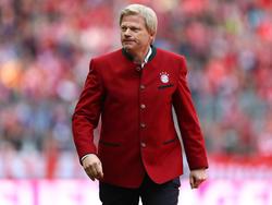 Oliver Kahn hat dem deutschen Rekordmeister abgesagt