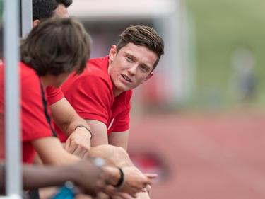 Michael Gregoritsch will beim FC Augsburg durchstarten