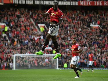 Romelu Lukaku spielt seit dieser Saison für Manchester United