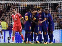 Der FC Barcelona holt deutlichen Sieg gegen Juventus