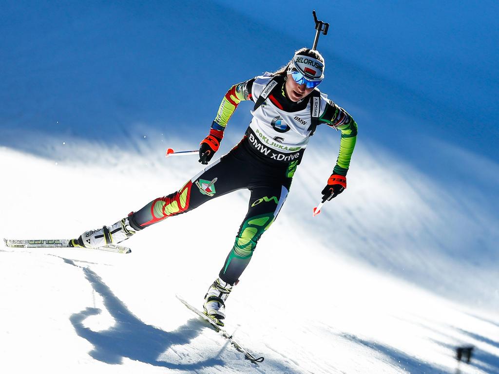 Domracheva wird in Oslo nicht an den Start gehen