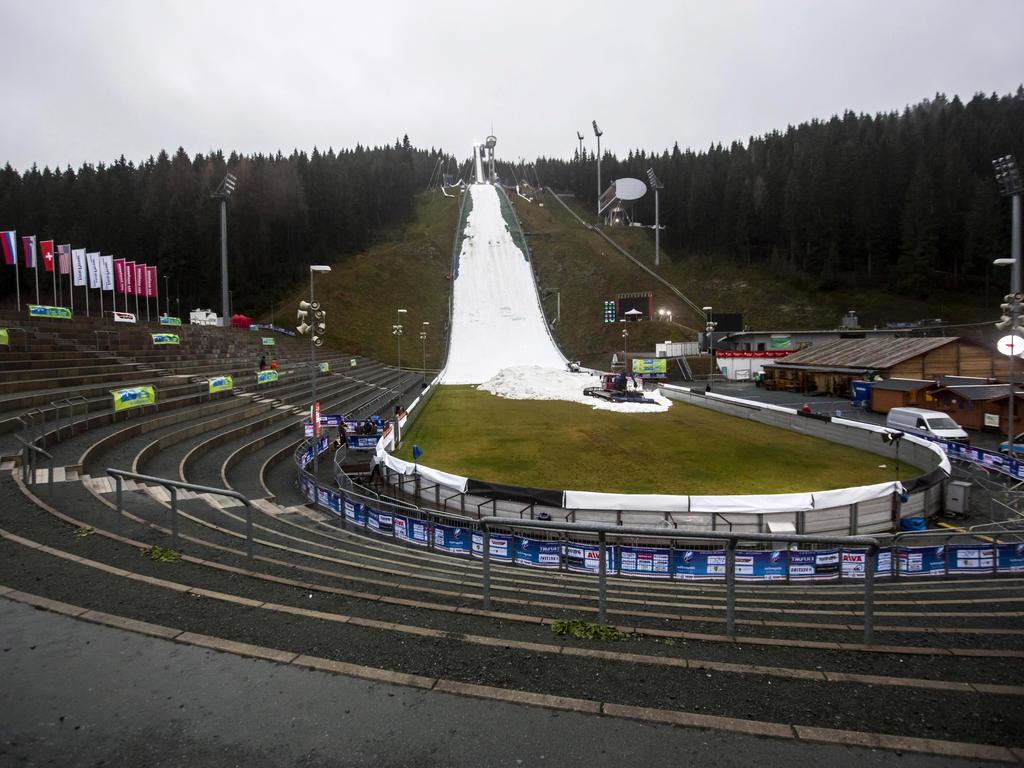 Der Skisprung-Weltcup startet erneut in Klingenthal