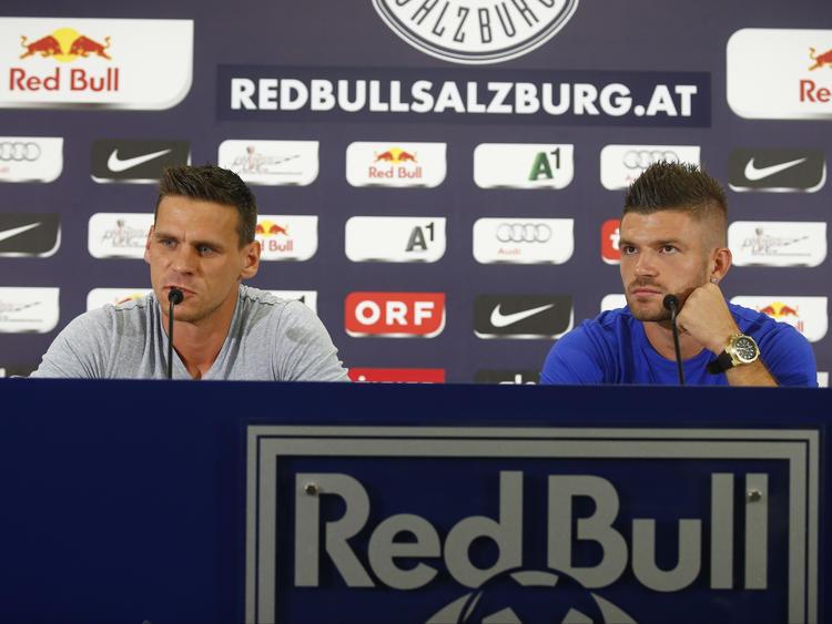 Christoph Leitgeb und Valon Berisha sollen Salzburg antreiben
