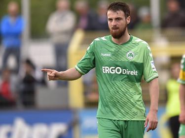 Ilir Azemi spielte fast zwei Jahre lang keinen Fußball