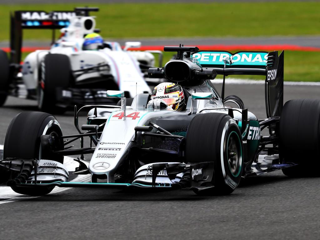 Lewis Hamilton geht als großer Favorit in die neue Formel-1-Saison