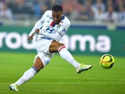 Ballert der Franzose Lacazette bald für die Gunners?