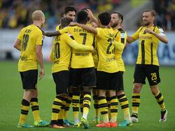 Der BVB geht mit zahlreichen Neuzugängen in die Saison