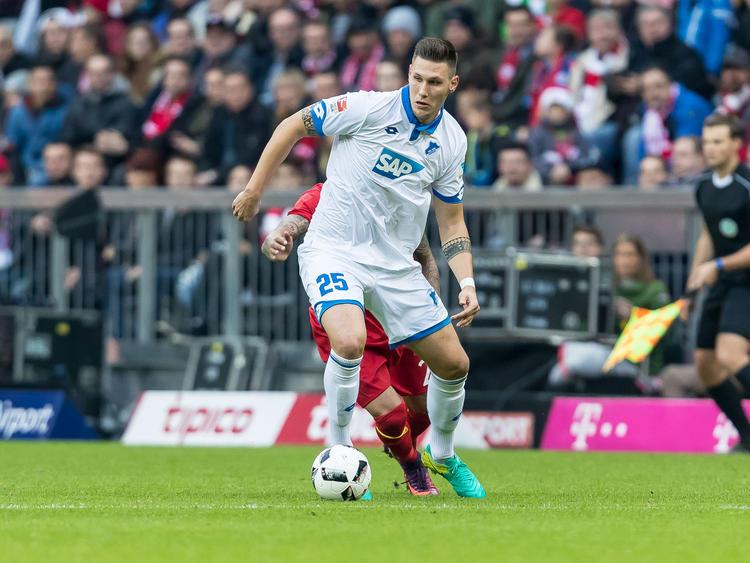 Niklas Süle wechselt von Hoffenheim zum FC Bayern