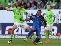 El conjunto de la Bundesliga sólo consiguió una renta mínima. (Foto: Getty)