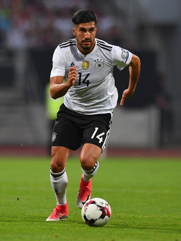 Emre Can (ab 78. Minute) - ohne Bewertung